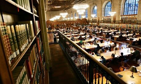 Myth Dispelled: Youngsters Do Read! - New York Public Library | From the blog of Nicholas C. Rossis, author of science fiction, the Pearseus epic fantasy series and children's books