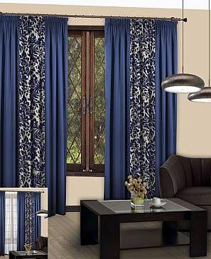Картинки по запросу синие ткани для штор