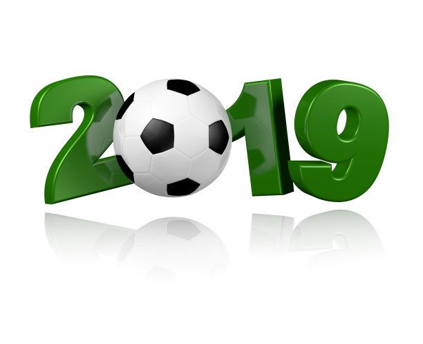 Football 2019 Design With A White Background Favourite Thoughts