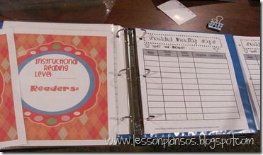 Guided Reading Binder 101: Calling All Guided Reading Gurus!