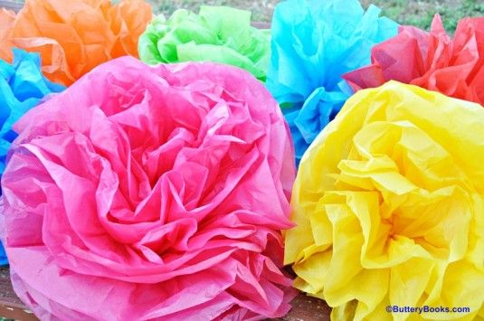 How to make mexican paper flowers gallery flower decoration ideas fine how to make mexican crepe paper flowers ensign top wedding how to make mexican tissue mightylinksfo