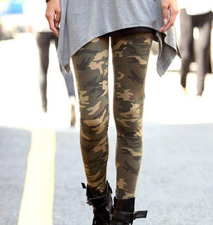 Camouflages Leggings