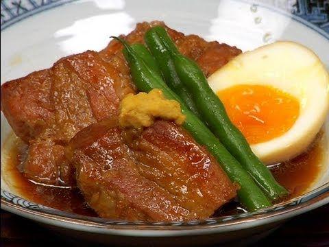 Pork Kakuni - Made this for my husband, it's FANTAAAAAAASTIIIIIIIIIIC thank you Cooking with Dog!!!!!!!!!!!!!!!!!!!!