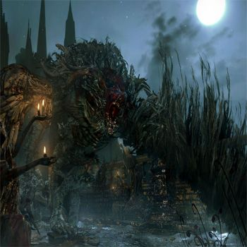 Bloodborne / Nightmare Fuel - TV Tropes