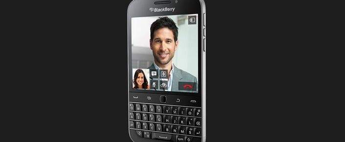 BlackBerry Classic Satışa Sunuldu