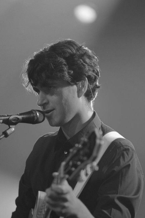 Ezra Koening from Vampire Weekend