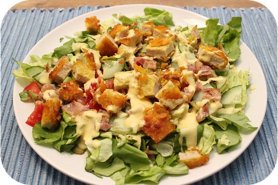 Krokante Kip Salade