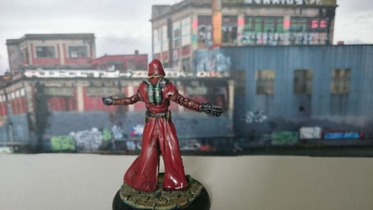 Brother Blood rear