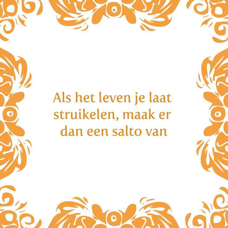 Tegeltjeswijsheid.nl - een uniek presentje - Ik kan chocolade