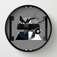 Wall Clocks by Another Colour | Society6