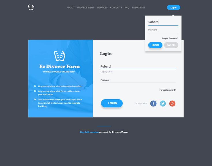 Best Registration Form Images On   App Design