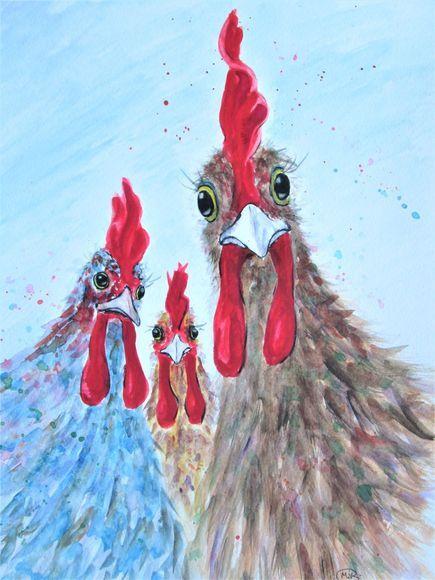 Chicken Ladies