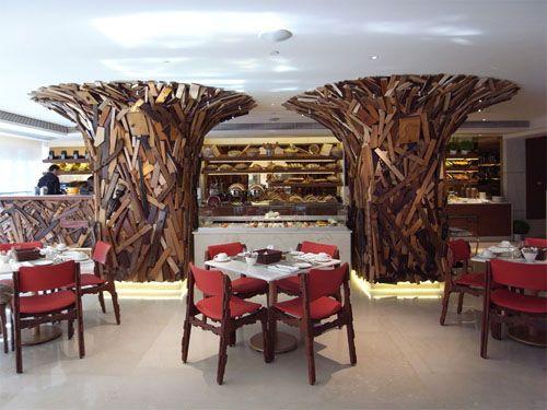 Unique Hotel Cafe Restaurant