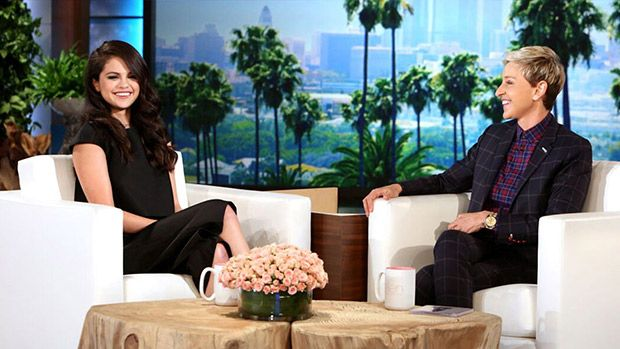 """Ellen DeGeneres Teases Selena Gomez On Her Birthday: 'Have A Great Weeknd' https://tmbw.news/ellen-degeneres-teases-selena-gomez-on-her-birthday-have-a-great-weeknd  OMG! Selena Gomez just turned 25 and comedian Ellen DeGeneres just sent the songstress a birthday video with perhaps the most hilarious caption ever! Here's the clip!Happy birthday, Selena Gomez! The """"Bad Liar"""" singer just turned 25! How did that happen? Where has the time gone?! Anyway, because Ellen DeGeneres, 59, is basically…"""
