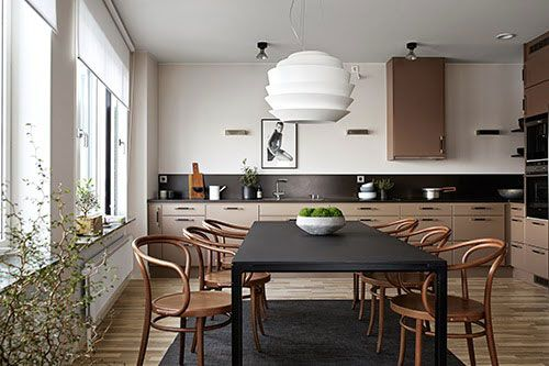 A Stunning Apartment with a Luxurious Décor - NordicDesign