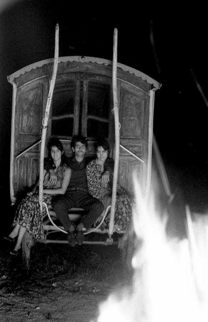 Atelier Robert Doisneau  Galeries virtuelles desphotographies de Doisneau - Gitans