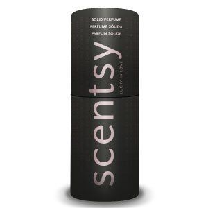 """Scentsy Layers Solid Perfume """"Lucky in Love"""" Fragrance .5 Nt Wt/ 14g by scentsy. $8.00. Layer yourself in your favorite fragrances from Scentsy"""