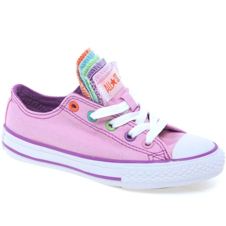 Converse shoes for girls. 84
