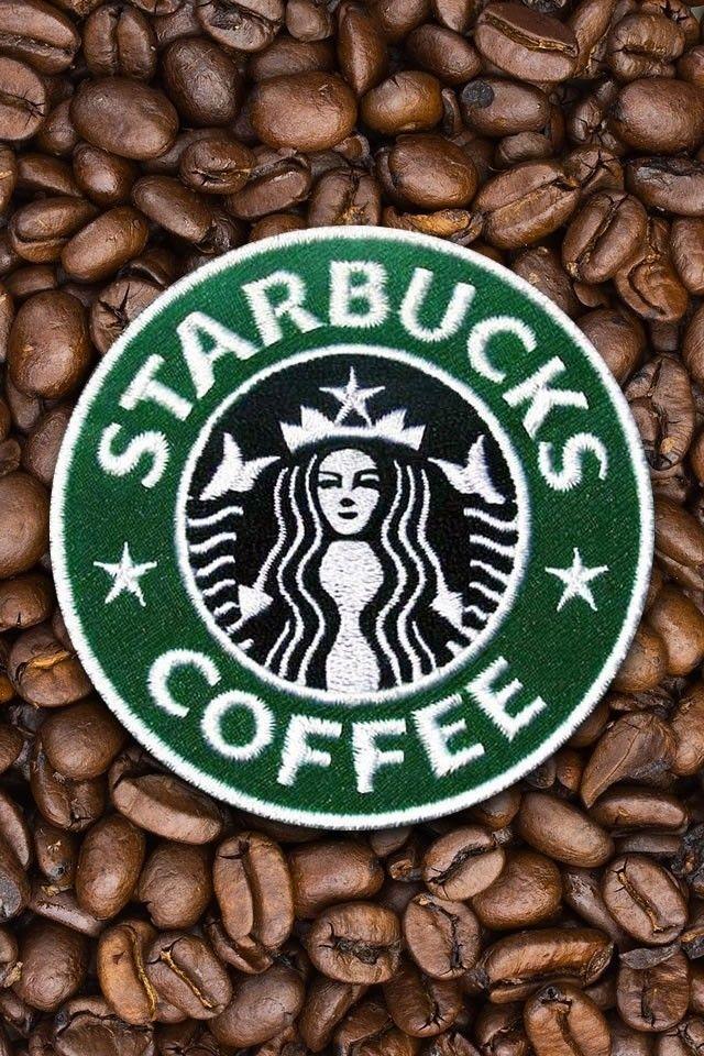 Pin By Melissa Johnson On Starbuck Starbuck Coffee Starbucks Wallpaper Starbucks Coffee Beans