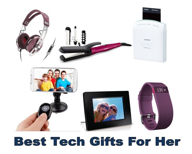 15 Best Tech Gifts For Her