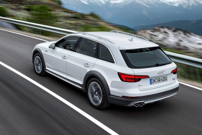 Audi A4 Allroad (2016): Crossover-Kombi für den rustikalen Einsatz