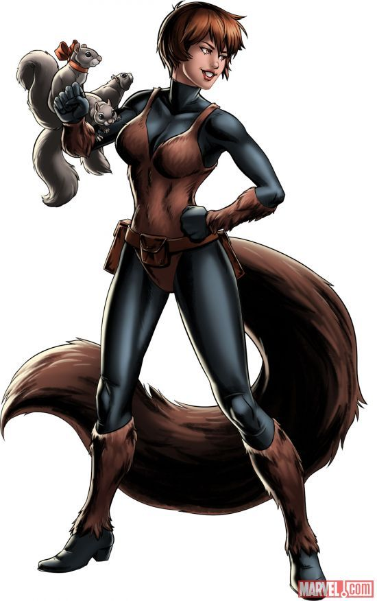 Marvel Avengers Alliance, Squirrell Girl