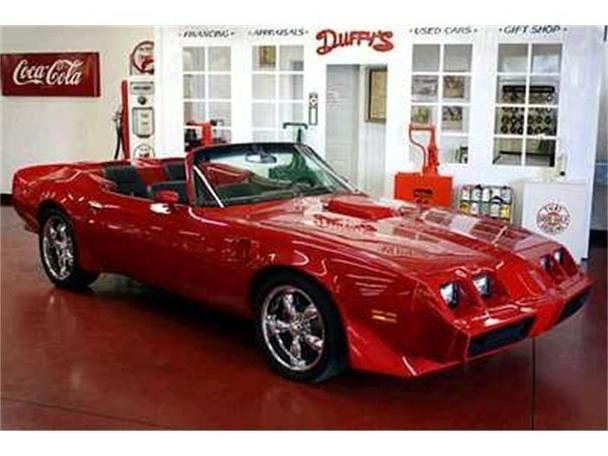 1980 Pontiac Firebird Trans Am For Sale in Cedar Rapids, Iowa ...
