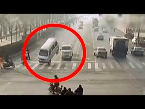 5 Most Mysterious Events Caught On Camera - YouTube