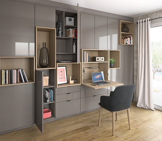 Ambiance Moderne Meuble Living Meuble Rangement Salon Agencement Salon