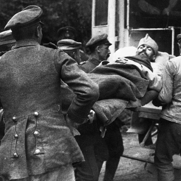 "World War One antiseptic may become 21st century saviour: ""Researchers in Melbourne Australia show the coal tar-derived acriflavine activates the immune system  even going so far as to offer protection against the common cold."" http://ift.tt/2g6JJJj"
