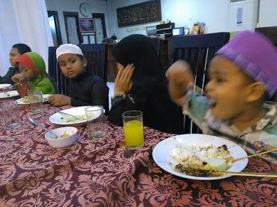 Panti Asuhan Islam Bani Yaqub Surabaya: Ramadhan Tiba Anak-anak Panti Ceria