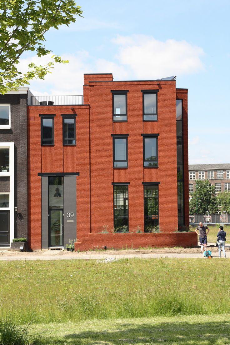 Hoekwoning Boddenkamp Enschede – ABJZ, Architectenbureau Jules Zwijsen