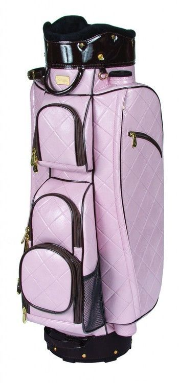 Cutler Sports Ava Blush Pink Ladies Golf Bag Shop for the best in Golf Push Carts and More at http://bestgolfpushcarts.net/