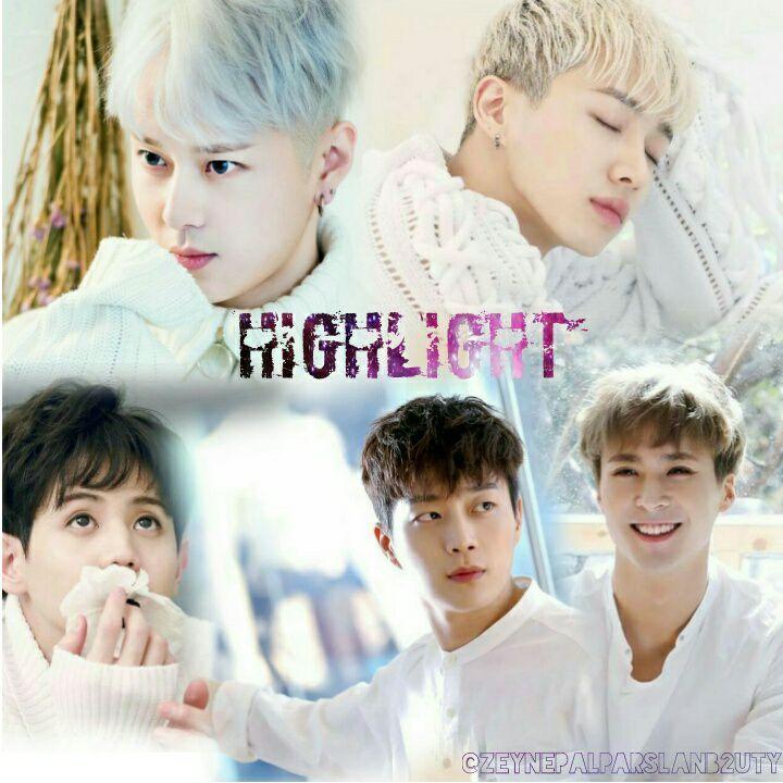 HIGHLIGHT #Junhyung #Gikwang #Dujun #Yoseob #Dongwoon