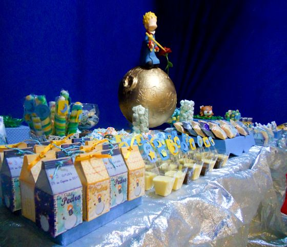 Little Prince Party #littleprince #party