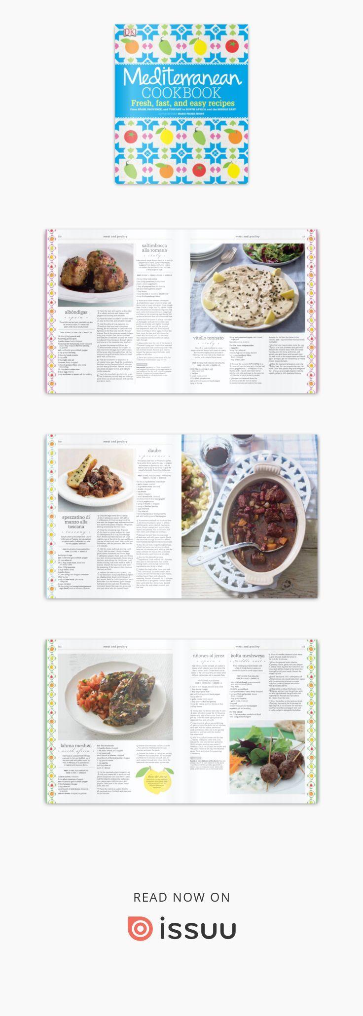Moine m p mediterranean cookbook 2014