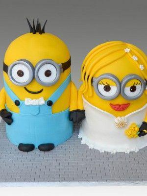 Top Minion Cakes