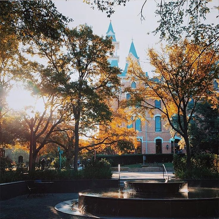 Fall at Baylor University