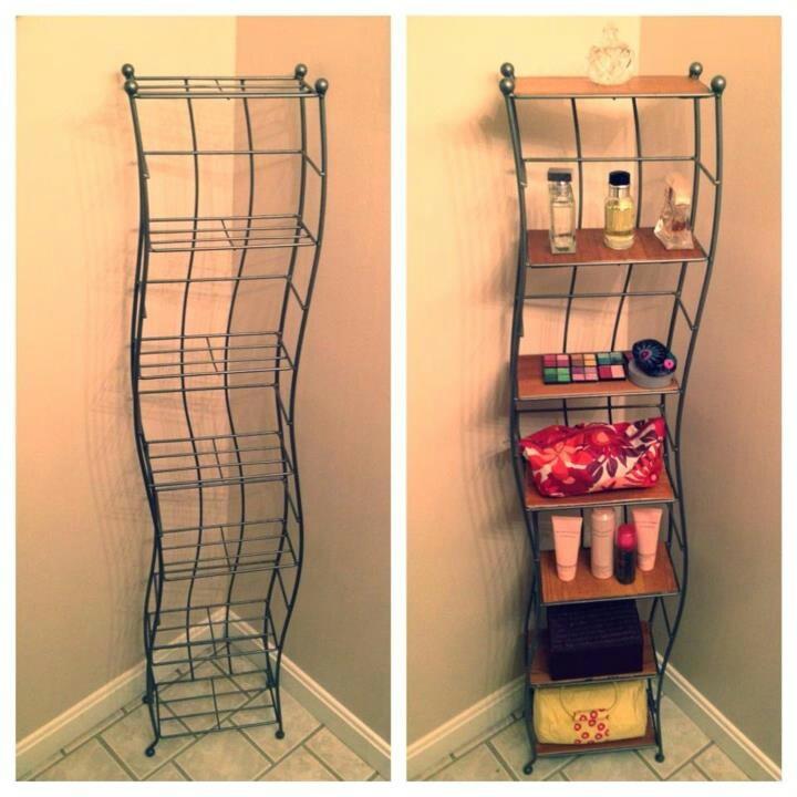 17 best ideas about dvd stand on pinterest dvd storage dvd organization and movie storage. Black Bedroom Furniture Sets. Home Design Ideas