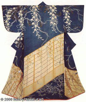 18th century, 1727, Japan. (Suntory Museum of Art) ~~~AmyLH~~~