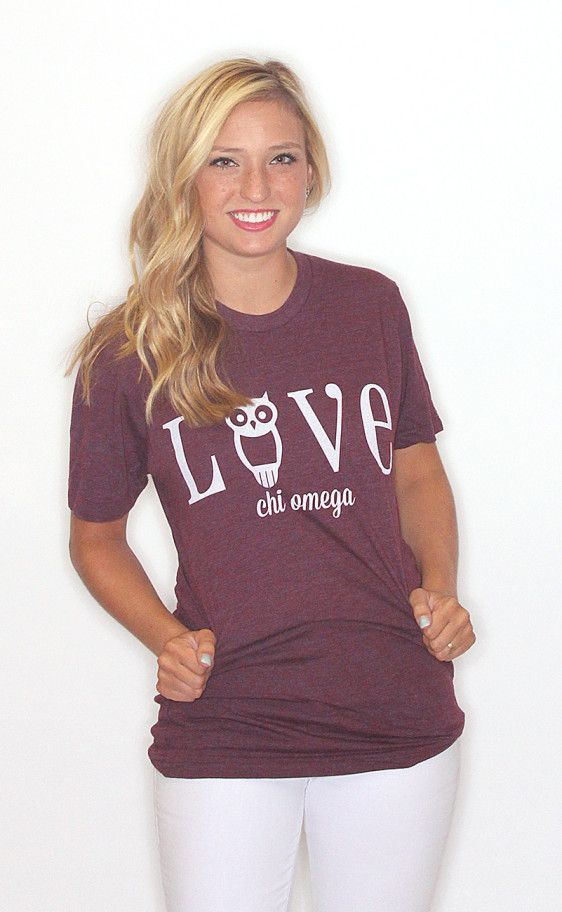 141 best ideas about chi omega shirts on pinterest make for American apparel sorority shirts