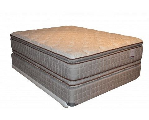 ii sm sweet twin presidential sapphire size hotel dreams sided suite mattress double serta eurotop