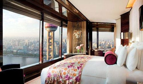 Best view in the house..: Pudong, Favorite Places, Four-Post, The View, Ritzcarlton, Luxury Houses, Ritz Carlton Shanghai, Hotels, Rooms