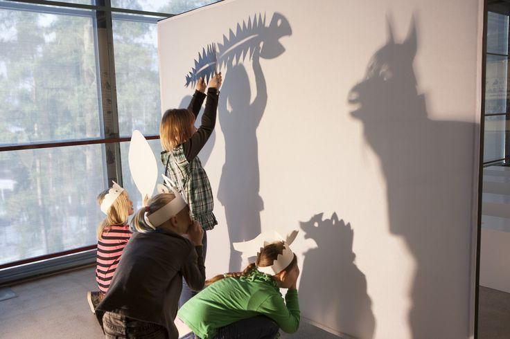 Lasten museofestarit Weegeellä 19.–20.3.2016.