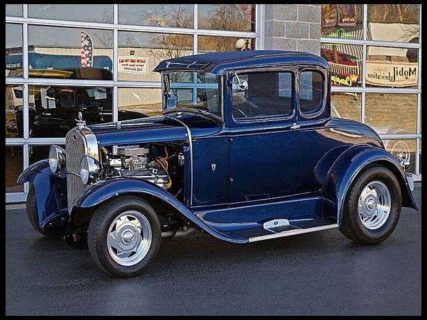 1931 Ford Model A Street Rod 350 CI, Automatic