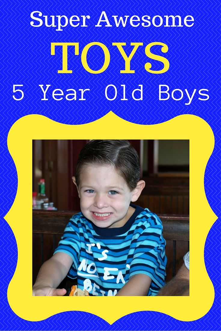 Toys For 5 Year Olds : What are the best toys for year old boys years