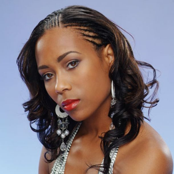 Fantastic Amazing Micro Braids Hairstyle Regarding Comfy Proper Hairstyles Short Hairstyles For Black Women Fulllsitofus