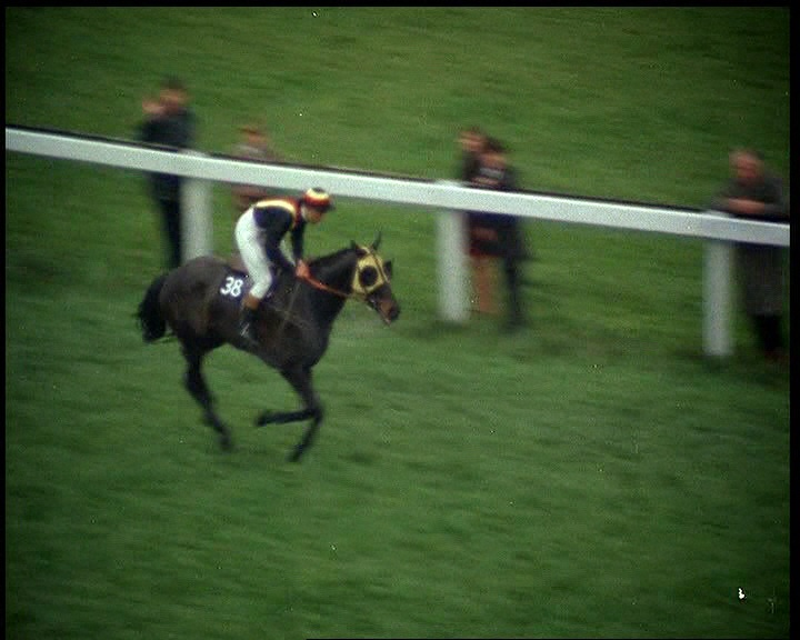 One of the most famous Grand National races is that of 1967 in which Foinavon, with odds of 100/1, won after a shambles at fence 23: http://www.britishpathe.com/video/the-grand-national-2