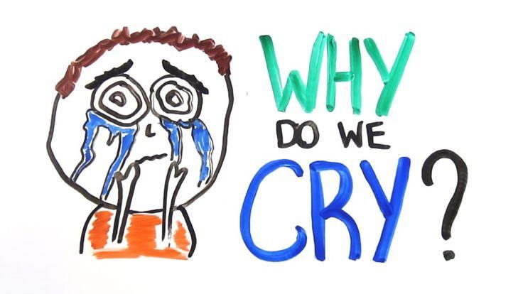 Why Do We Cry? -  AsapSCIENCE