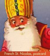 St. Nicholas Center - tons of St. Nicholas activities, crafts, and recipes